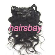 Real Hair 18 inch Extensions