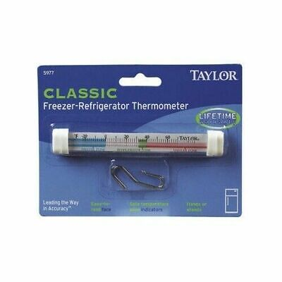 Taylor 5977 Epitome Freezer Refrigerator Thermometer
