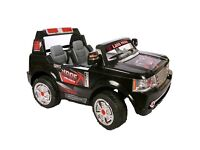 Electric ride on twin seat (24 volt) Explorer jeep