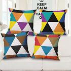 Triangle Decorative Cushions & Pillows