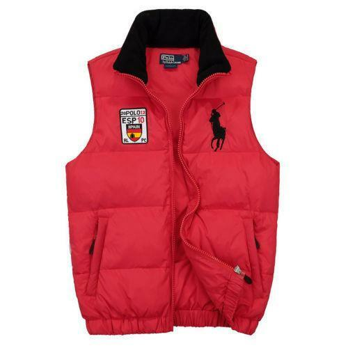 Mens Puffy Down Vest 77