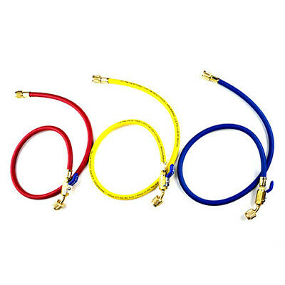 Yellow Jacket 29983 36 3 Pak Compact Ball Valve Plus Ii 14 Hose