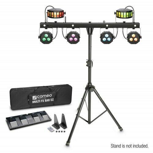 Cameo MULTI FX BAR EZ LED DJ & Band Lighting System w 3 Lighting Effects