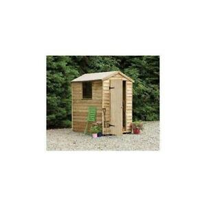 6x4 shed ebay for Garden shed 6x4