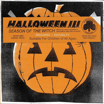 John Carpenter - Halloween III: Season of the Witch (Original Motion Picture Sco - Halloween Origins Movie