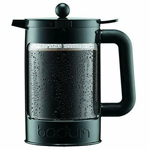 Bodum Bean 12 Cup Cold Brew Black Iced Coffee Maker