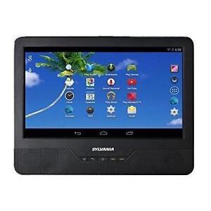 Combo DVD portatif et Tablette tactile de 9 2 en 1 Sylvania ( SLTDVD9220 ) City of Montréal Greater Montréal Preview