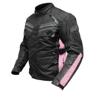 RJAYS ladies voyager 4 pink/black jacket *BRAND NEW TAGS STILL ON*