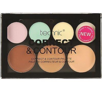 Technic Cream 7 Colour Correct & Contour Palette WoW! (058)