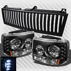 Chevy Range Rover Grill