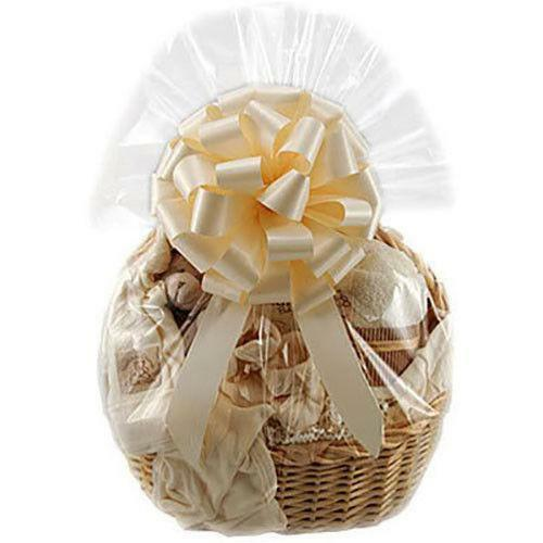 how to use shrink wrap bags for gift baskets