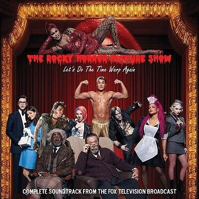 Laverne Cox   Rocky Horror Picture Show  New Cd