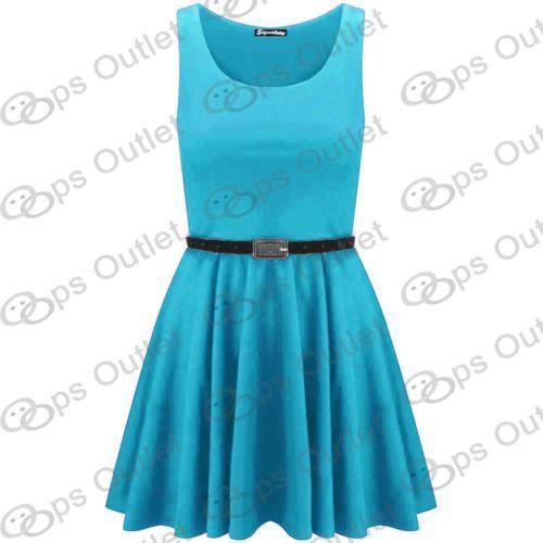 Turquoise Dress | eBay