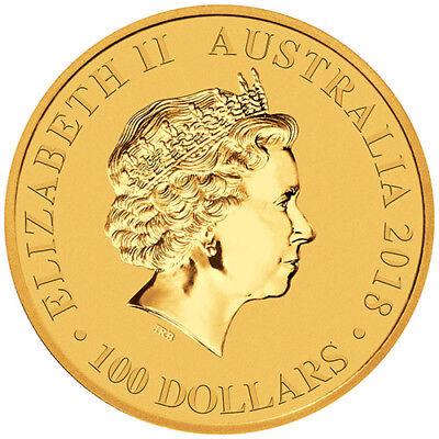 Купить ON SALE! 2018 1 oz Australian Gold Bird Of Paradise Coin (BU)