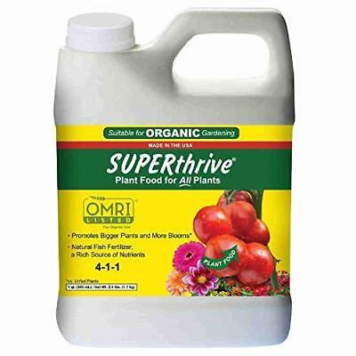 SUPERthrive Liquid Organic All Purpose Plant Food 1 qt.