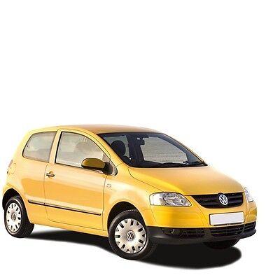 NEU! VW Fox 2005-2011 vorne Kotflgel in Wunschfarbe lackiert ...