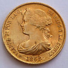 Gold Real Spanish Coins