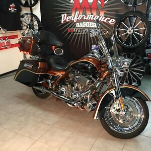 HARLEY DAVIDSON ROAD KING SCREAMIN EAGLE FLHR, FLHRSE