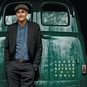 Before This World von James Taylor (2015), Digipack, Neu OVP, CD