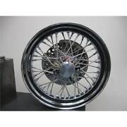16 Wire Wheels