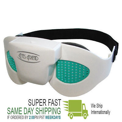 New Eye Care Health Electric Alleviate Fatigue Massager Eliminates Eyes Stress