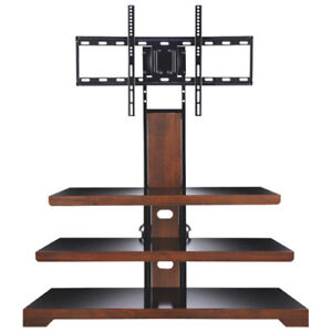 Mint insignia waterfall tv stand and rotating mount up to 50""