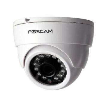 Foscam FI9851P Dome Camera WiFi HD Plug & Play