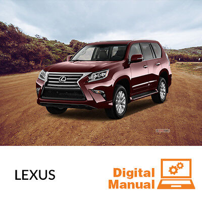 Lexus   Service And Repair Manual 30 Day Online Access