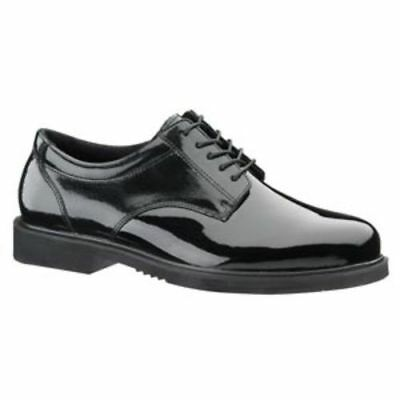 Thorogood 831-6031 Station Poromeric Academy High Gloss Non-Slip Uniform Oxford ()