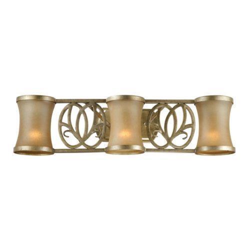 Brass Bathroom Light Fixture  eBay
