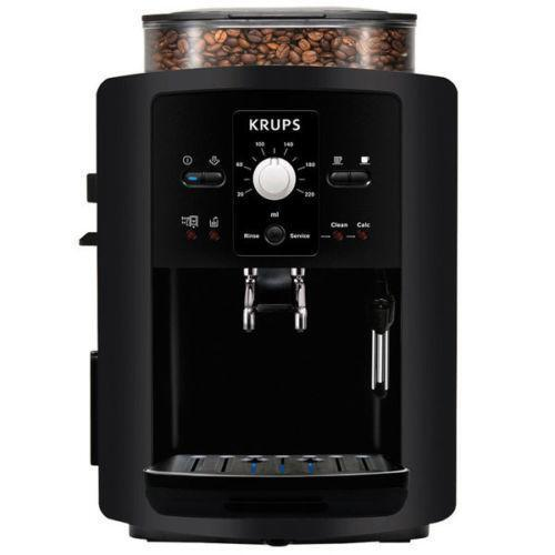 krups espresso kaffee espressomaschinen ebay. Black Bedroom Furniture Sets. Home Design Ideas