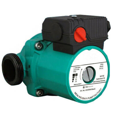 G 1 3-speed Household Hot Water Circulation Pump 220v Circulating Pump
