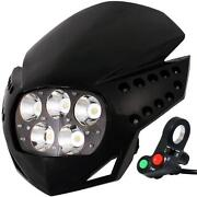 Dual Sport Headlight