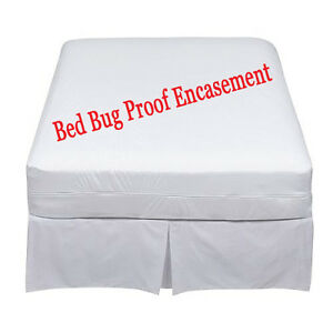 Laboratory-Certifed-Bed-Bug-Proof-Mattress-Encasement-Protector-Cover