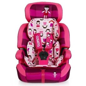 Brand New Cosatto Zoomi Group 1/2/3 Dilly Dolly Car Seat