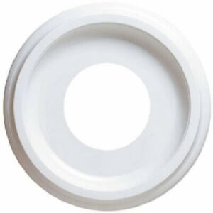 "Westinghouse 10"" Molded Plastic Ceiling Medallion"