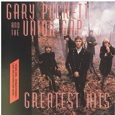 Gary Puckett, Gary Puckett & Union Gap - Greatest Hits [New CD]