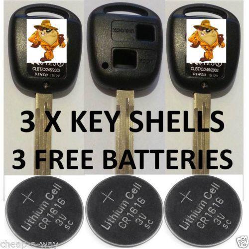 Toyota Echo Key Car Truck Parts Ebay