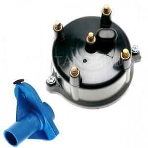 JEEP-WRANGLER-TJ-2-5-litros-Kit-Tapa-del-Distribuidor-amp-Rotor-de-Estandar-96-02
