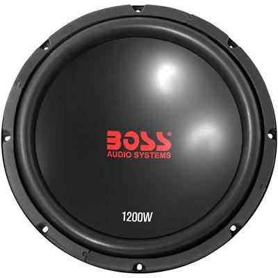 New! Boss Audio CXX124DVC 1200 Watts 12