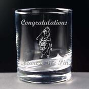 Golf Trophy Engraving