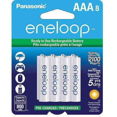 Panasonic eneloop General Purpose Battery - 8 / Pack