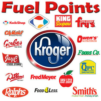 Kroger Gas Alt ID 3000 Fuel Points Expiring 8-31-21 FAST Electronic Delivery!!