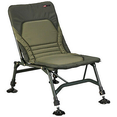 JRC NEW Stealth X-Lite Chair Fishing Stalking Chair - 1294360