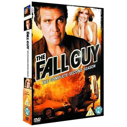 The Fall Guy Season 2 TV Series (Lee Majors) New 6xDVD R4