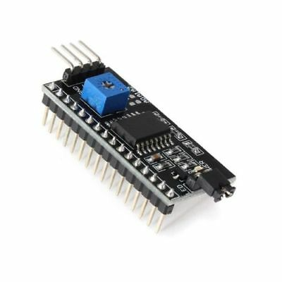 Iici2ctwispi Serial Interface Board Module Port For Arduino 1602lcd Display