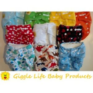 22 Cloth Diapers - 100$
