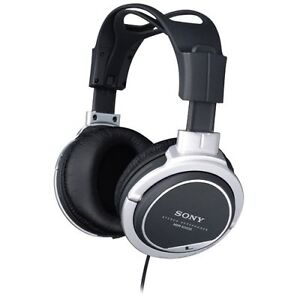 Brand new, sealed, Sony MDR-XD200 stereo headphones