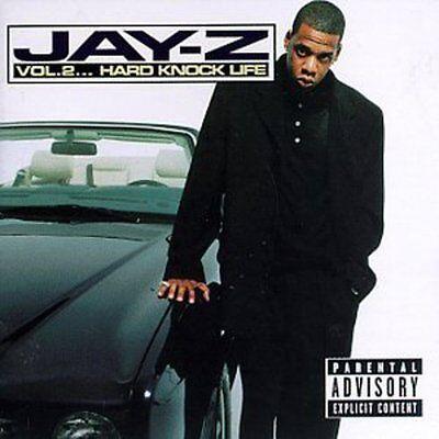 Jay Z   Volume 2  Hard Knock Life  New Cd  Explicit