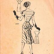 Vintage Sewing Patterns 50